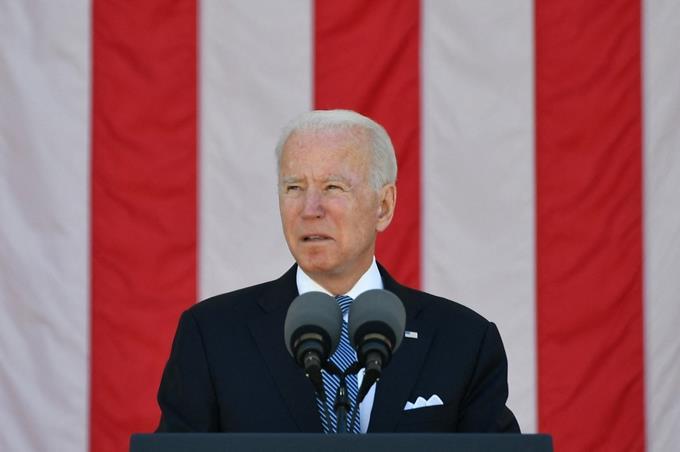 Biden propone presupuesto con la mira puesta en China