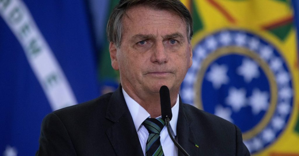 Brazil: Minister Jair Bolsonaro, who was investigated for corruption, has resigned