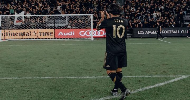 Carlos Vela is back in the MLS Perfect X squad المثالية