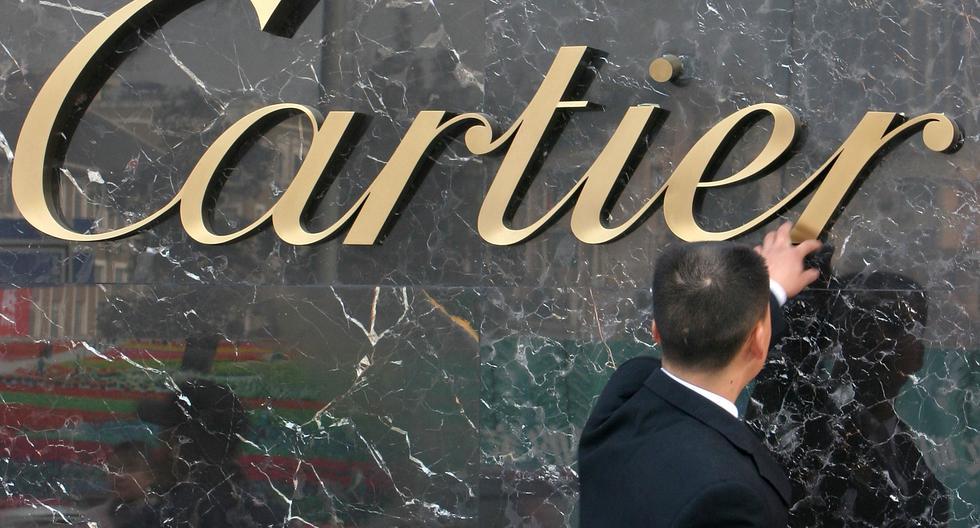"Cartier warns of ""overheating"" in the luxury sector    Economie"