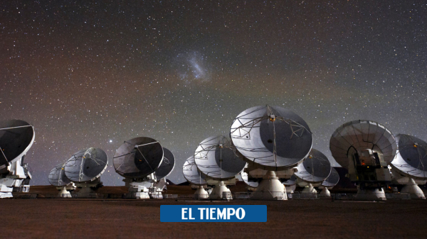 Chilean astronomers find key to planet formation
