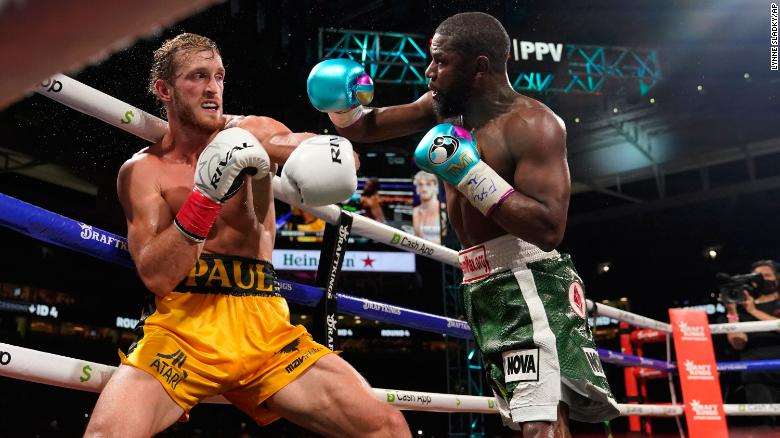 Floyd Mayweather vs. Logan Paul: This is how the fight