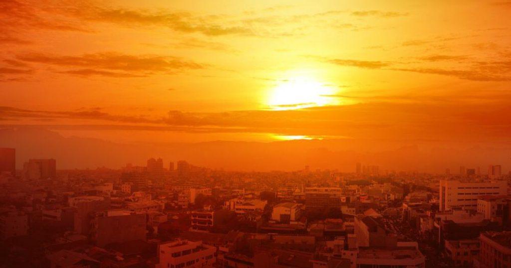 Global warming is real... and kills 115 CDMX residents a year - El Financiero