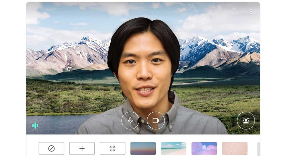Google is dead |  Adds functionality to change background and blur video calls on Android |  Applications |  Applications |  Smartphone |  Mobile phones |  viral |  United States |  Spain |  Mexico |  nda |  nnni |  SPORTS-PLAY
