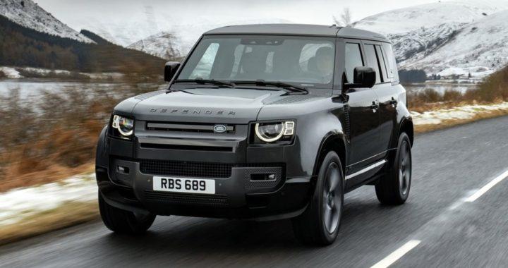 Jaguar Land Rover announces a fuel-cell prototype for the Defender