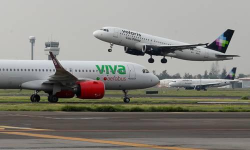 México supera las previsiones en la recuperación del volumen de pasajeros aéreos.