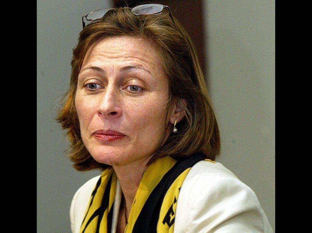 Tatiana Clouthier, titular de la Secretaría de Economía en imagen de archivo.