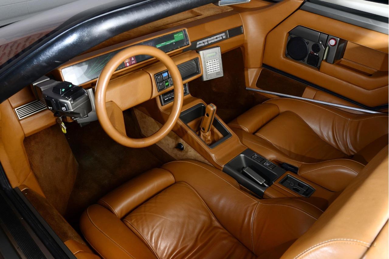Lamborghini Athena Interior 2