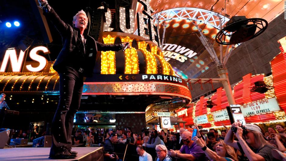 Travel to Las Vegas Covid Natural Tourism