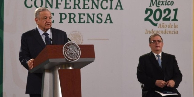 Mexico insists that the US should not fund Mexicans against corruption