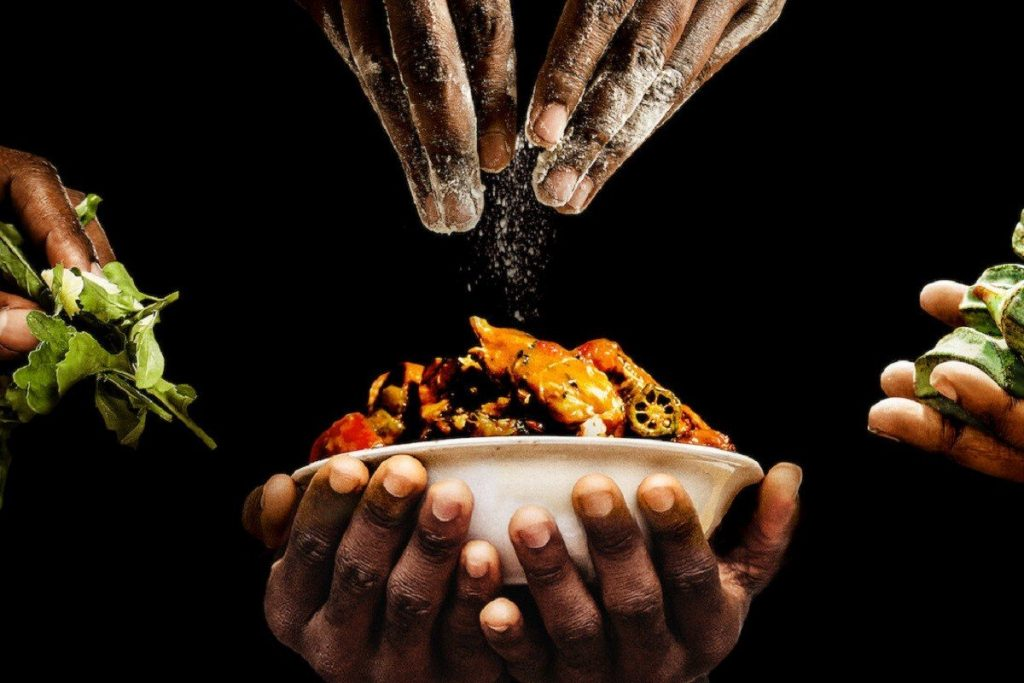 Netflix is about the African American cuisine that changed America.