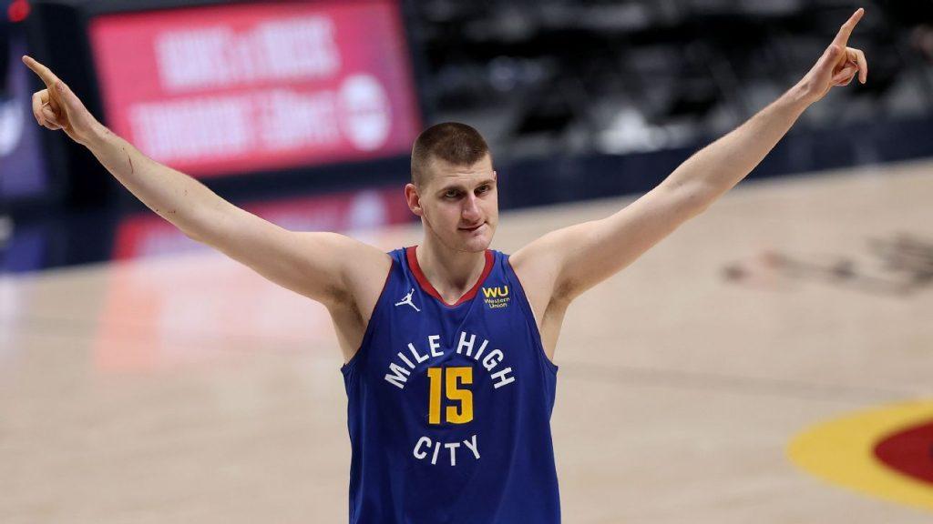 Nikola Jokic (Denver Nuggets) named NBA Most Valuable Player