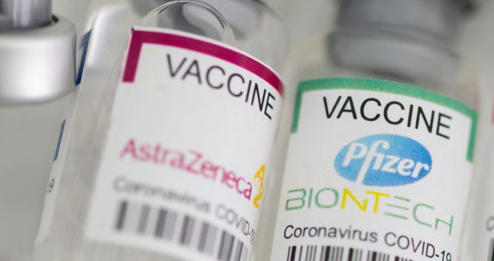 Pfizer and AstraZeneca vaccines help prevent hospitalization of DELTA variant of COVID-19