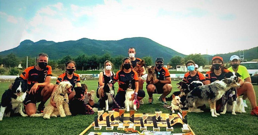 Reus, canine champion school