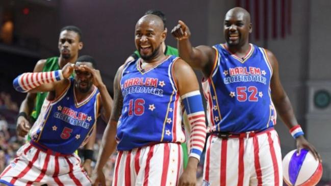 Los legendarios Harlem Globetrotters pidieron unirse a la NBA