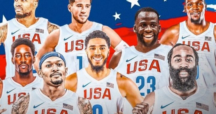 The super team Basketball that the United States will witness