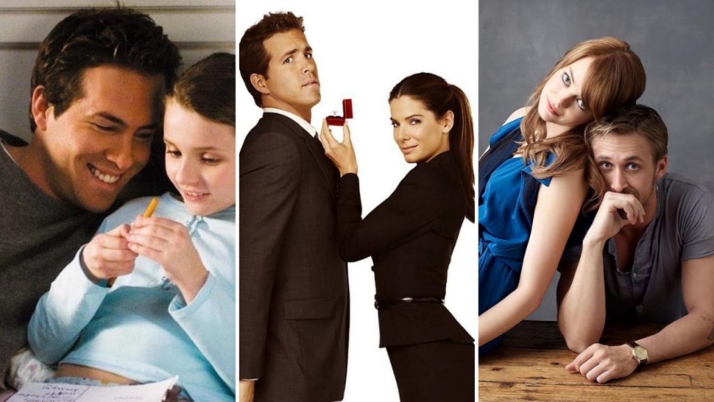 Three romantic comedies for a Netflix weekend