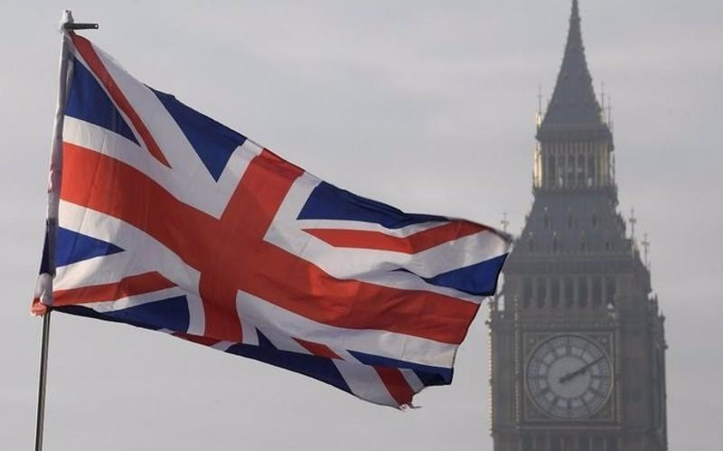 UK GDP fell 1.6% through March, more than expected