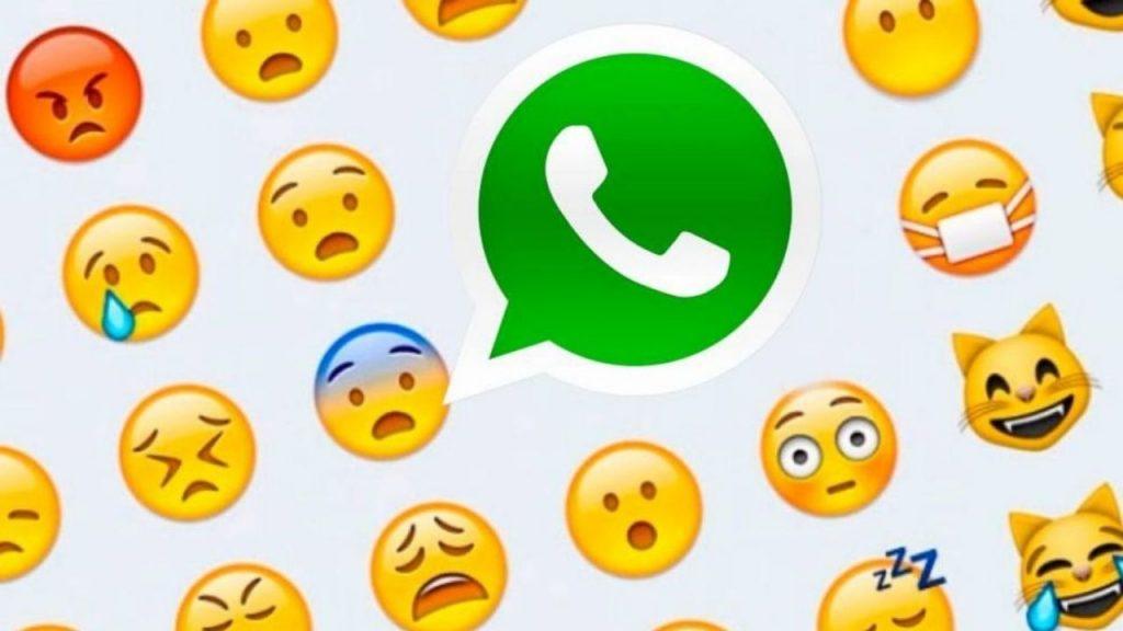 WhatsApp: So you can easily send giant emoji
