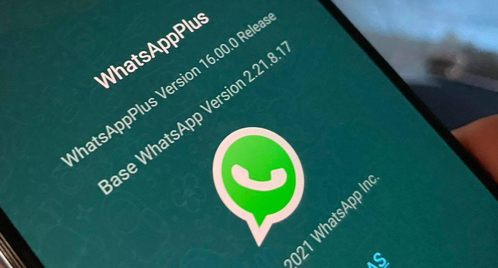Whatsapp Plus 16.00    How to download APK    News    Latest version    Applications    Applications    Smartphone    Mobile phones    Viral    trick    Android    United States    Spain    Mexico    NNDA    NNNI    SPORTS-PLAY