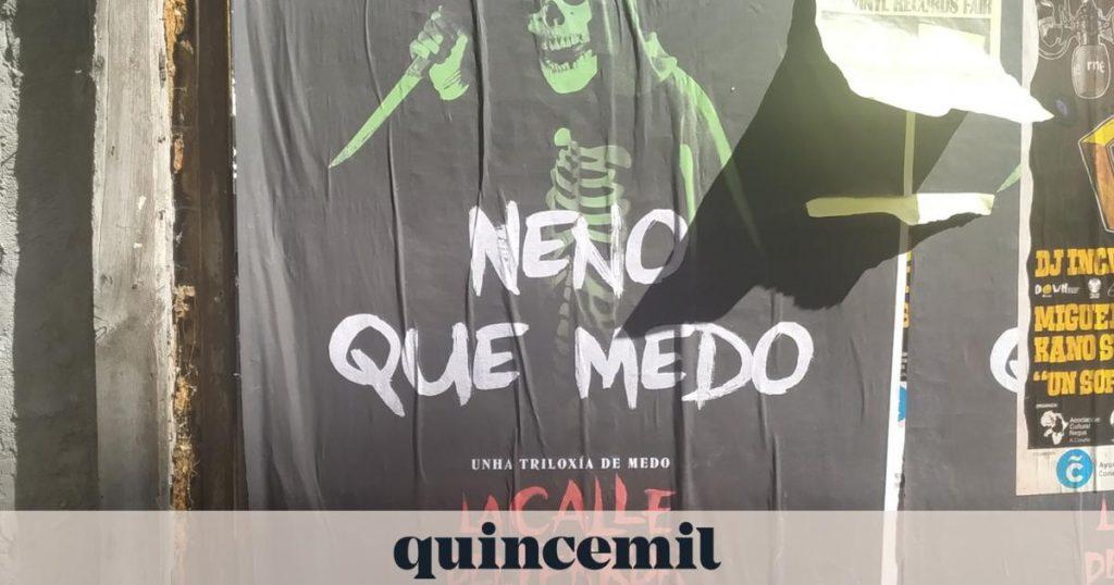 Netflix announces upcoming horror trilogy in Galician and 'koruño': 'Neno, que medo'