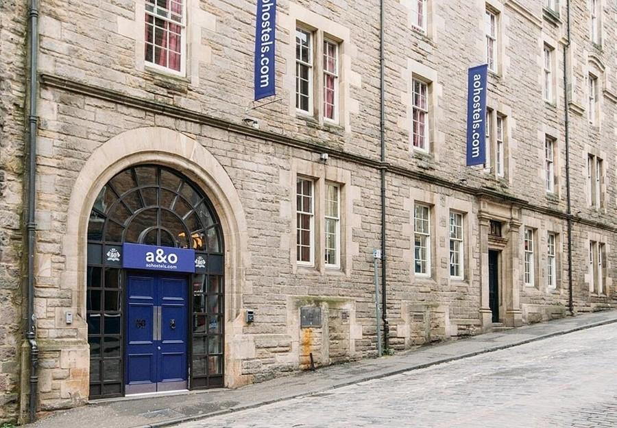 A&o abre en Edimburgo su primer alojamiento en el Reino Unido