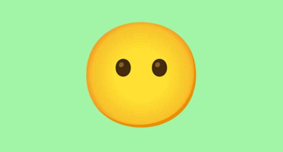 WhatsApp |  Does an expression without a mouth mean |  face without mouth |  Meaning |  Applications |  Applications |  Smartphone |  Mobile phones |  viral |  trick |  Tutorial |  United States |  Spain |  Mexico |  NNDA |  NNNI |  SPORTS-PLAY