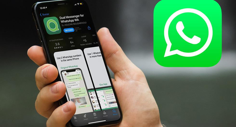 Dual Messenger for WhatsApp WA |  What is that?  Download |  APK |  How does it work |  web |  Applications |  Applications |  Smartphone |  Mobile phones |  trick |  United States |  Spain |  Mexico |  Colombia |  NNDA |  NNNI |  SPORTS-PLAY