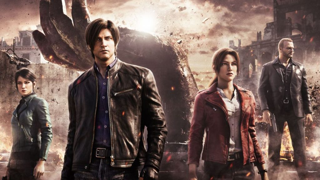 Resident Evil: Infinite Darkness from Netflix    Trailer, release date, and number of chapters