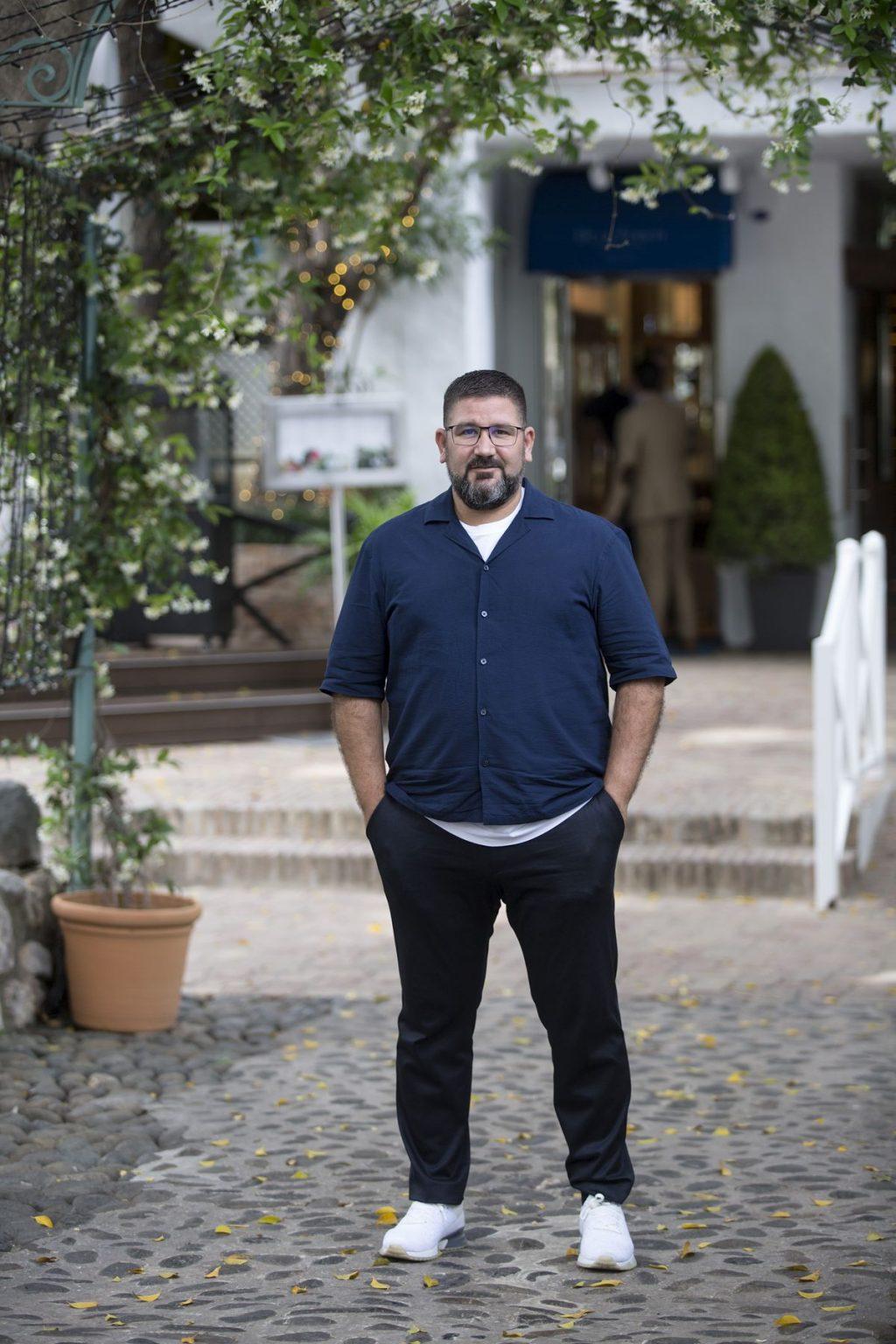 Dani Garcia: chef 100 million euros |  Business
