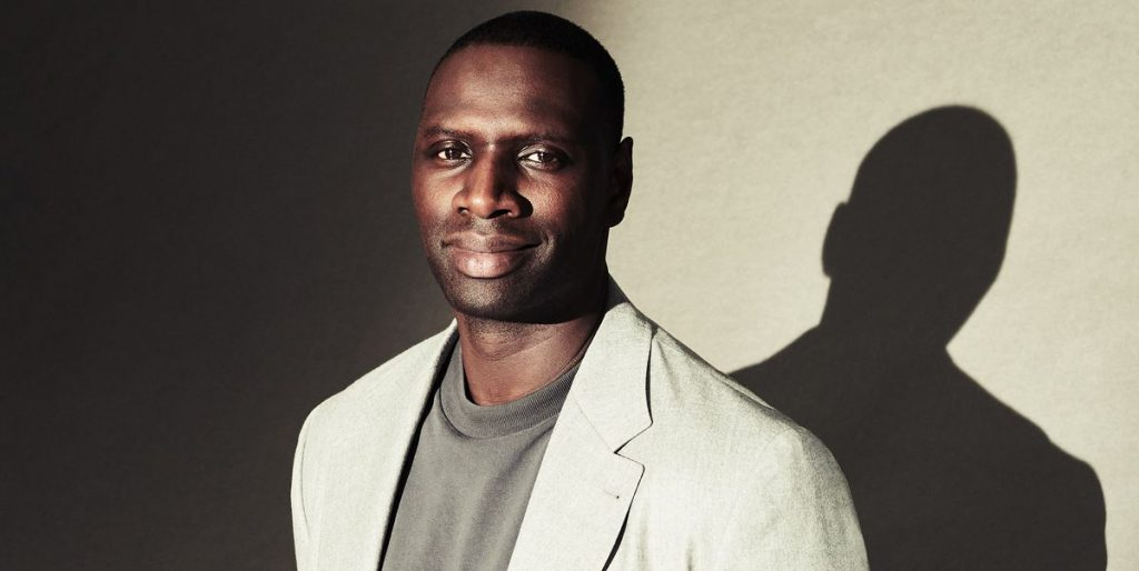 An interview with Omar Sy, the star of the series 'Lupin' on Netflix