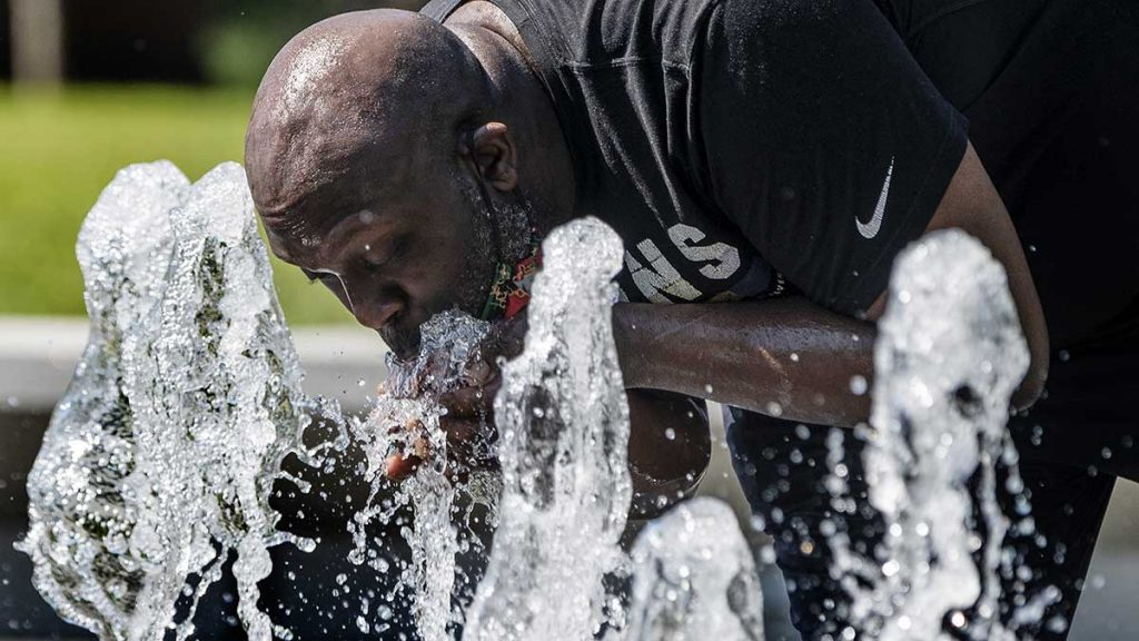 Heat wave in the US has 30 million people on alert - Uno TV