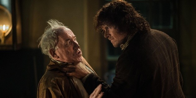 Outlander |  Marvel: Simon Callow will be in the Hawkeye series spoiler