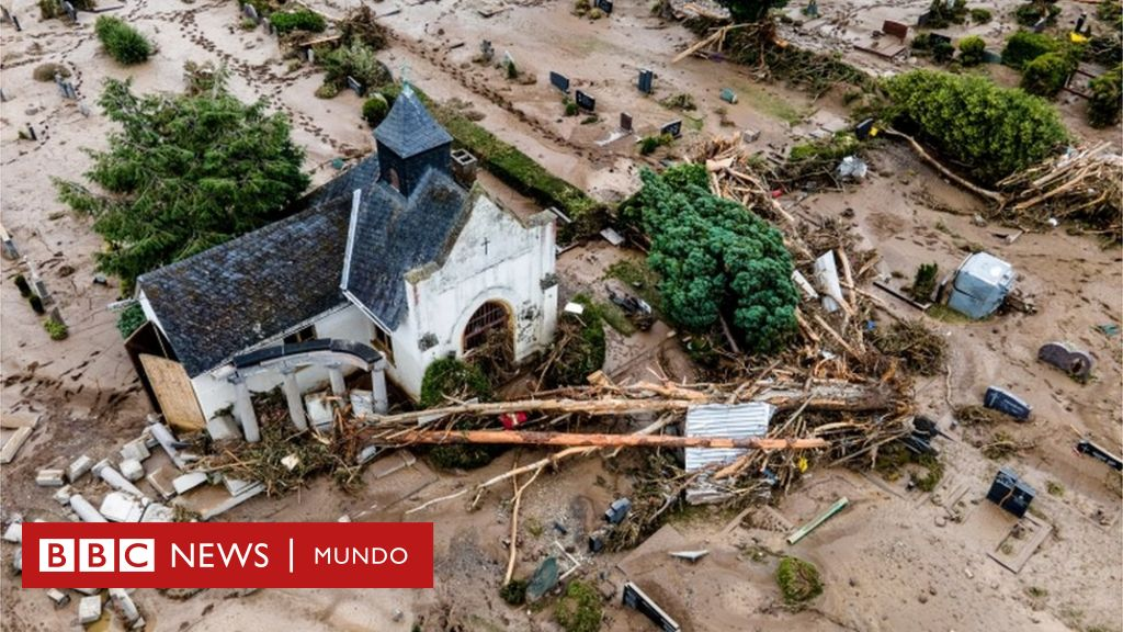 Floods in Europe: why science still cannot predict severe floods like those in Germany and Belgium