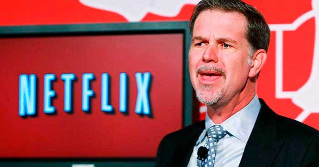 Netflix's success formula born of a lie ولدت