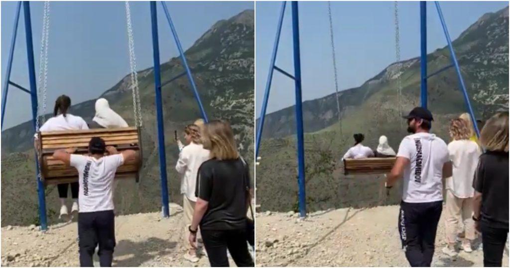 Two women fall from a ravine when a hammock breaks in a Russian ravine - SinEmbargo MX