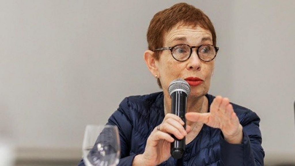 """Nora Barr has been declared the """"Outstanding Personality in Science"""" in Buenos Aires"""