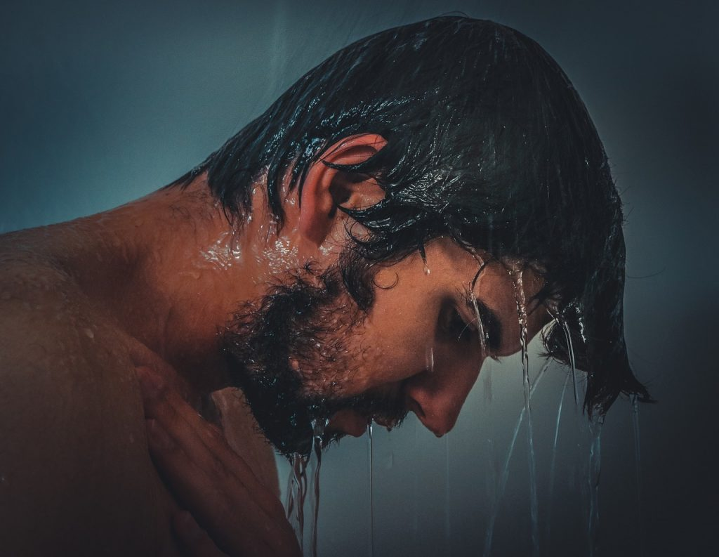 Science explains why you sweat after showering and how to avoid it