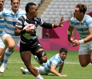 Pumas couldn't beat Fiji and would take the bronze against Great Britain