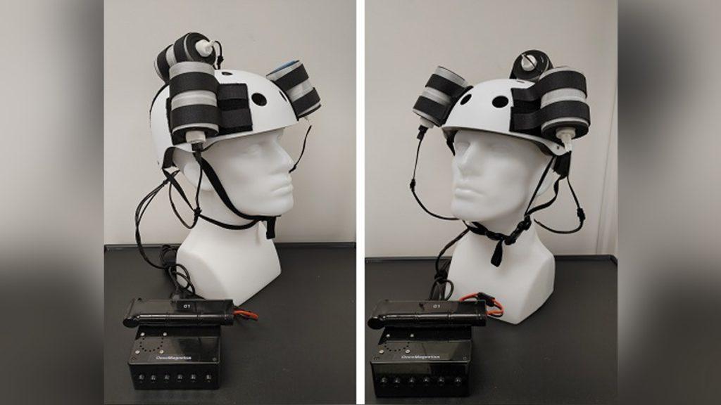 Electromagnetic helmet reduces fatal brain tumor by 31%