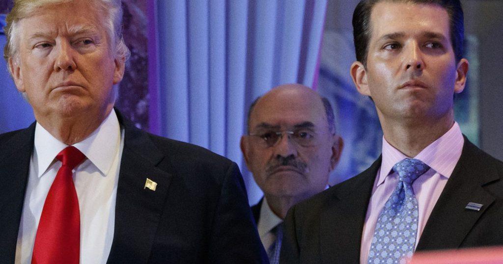 Allen Weisselberg, director of the Trump Organization, surrenders to US authorities - El Financiero