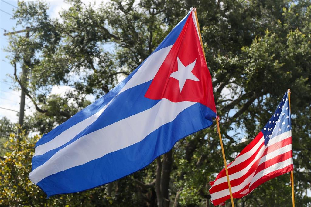 """Cuba denounces the United States' """"brutal pressure"""" on governments to take a stand against it"""