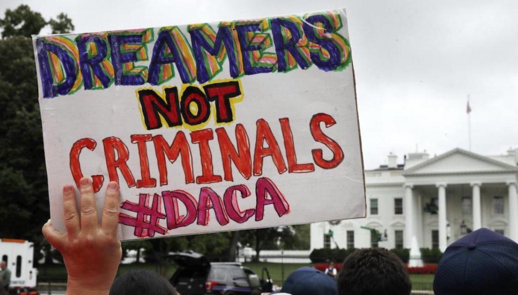 'Dreamers' demand democrats work to be legitimate citizens