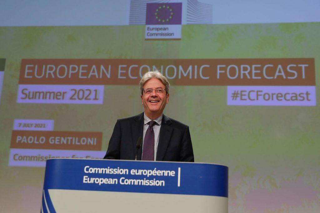 Economic Outlook: Beware the euphoria |  Economie