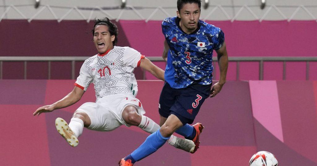 'El Tri' loses to Japan and gets a complicated pass to the next round of Tokyo 2020 - El Financiero