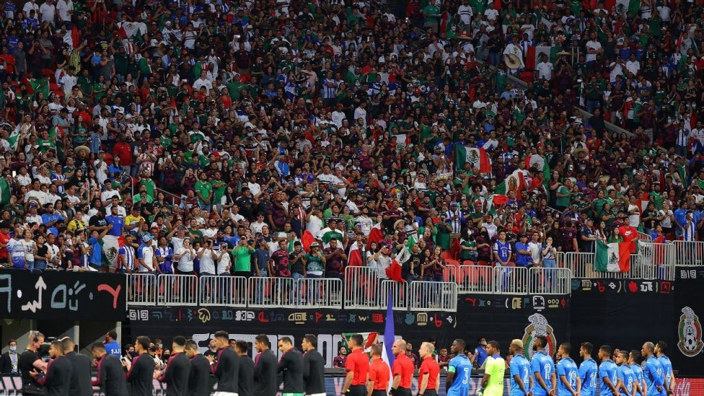 FIFA wants Mexico to be an example of how discriminatory behavior can be eliminated