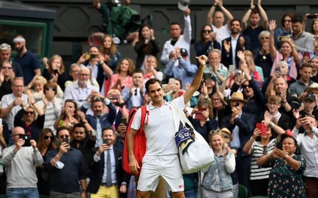 Federer eliminated from Wimbledon - Diario de Queretaro