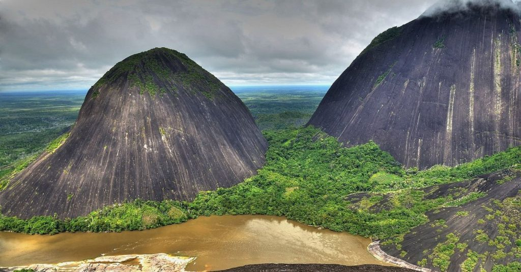 Five natural destinations in Colombia that seem out of science fiction