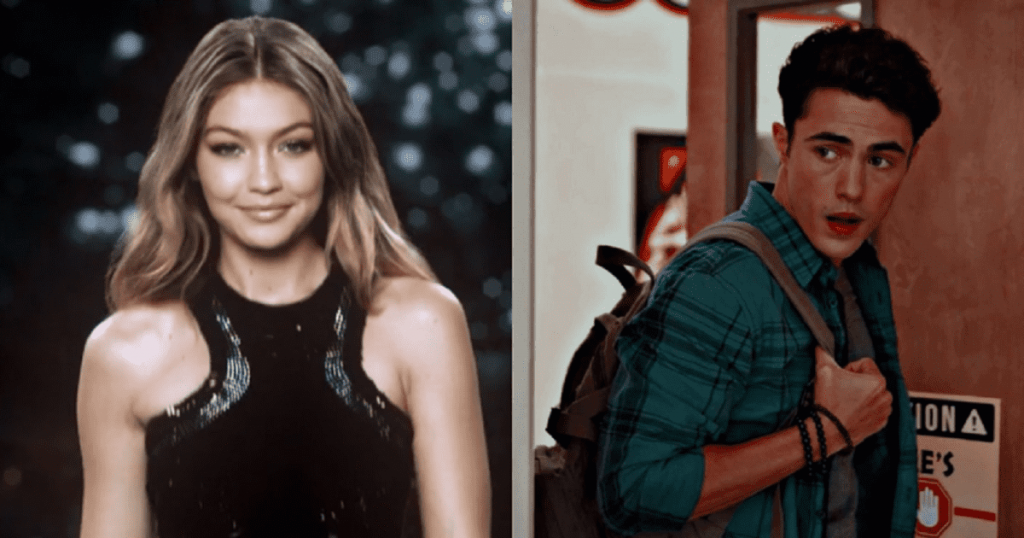Gigi Hadid will debut on Netflix with the teen series Never Before.     News from Mexico