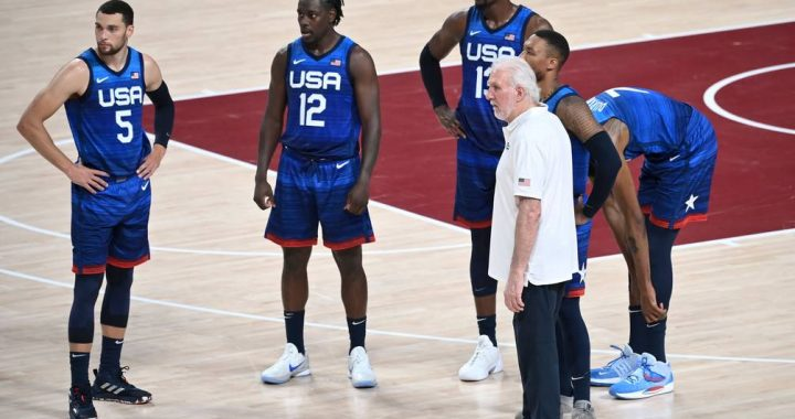 Gregg Popovich: I don't see where the surprise can be seen in France's victory |  Other sports |  Sports